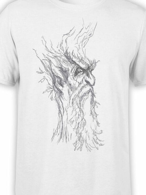 1480 The Lord of the Rings T Shirt Ent Front Color