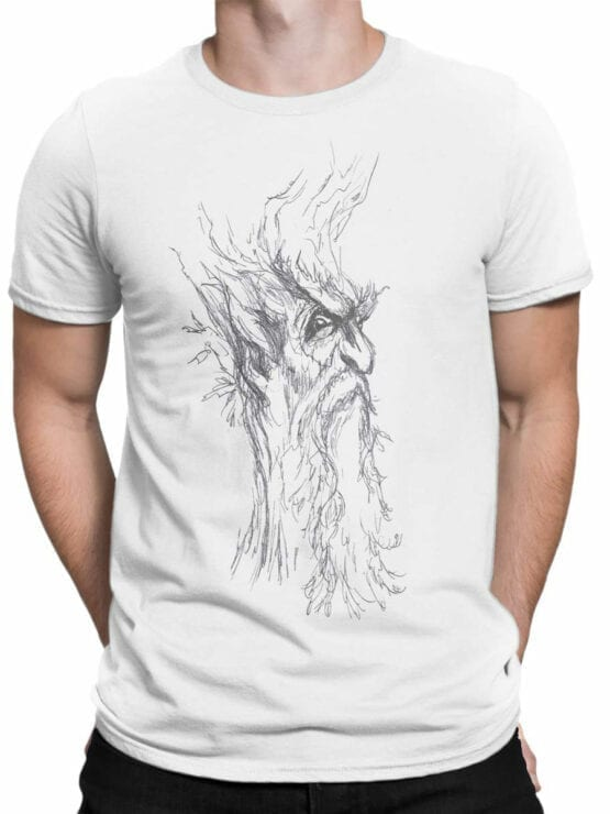 1480 The Lord of the Rings T Shirt Ent Front Man