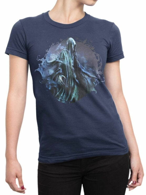 1482 The Lord of the Rings T Shirt Shadow Front Woman