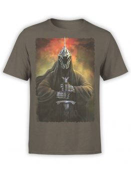 1484 The Lord of the Rings T Shirt Destiny Front