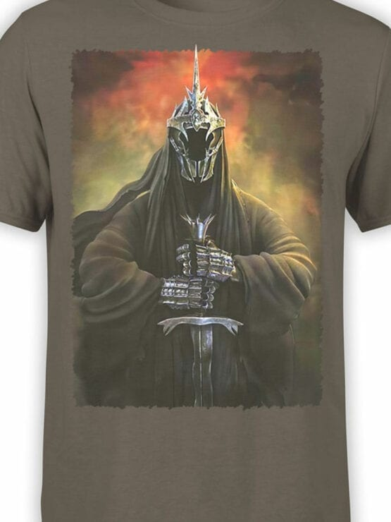 1484 The Lord of the Rings T Shirt Destiny Front Color
