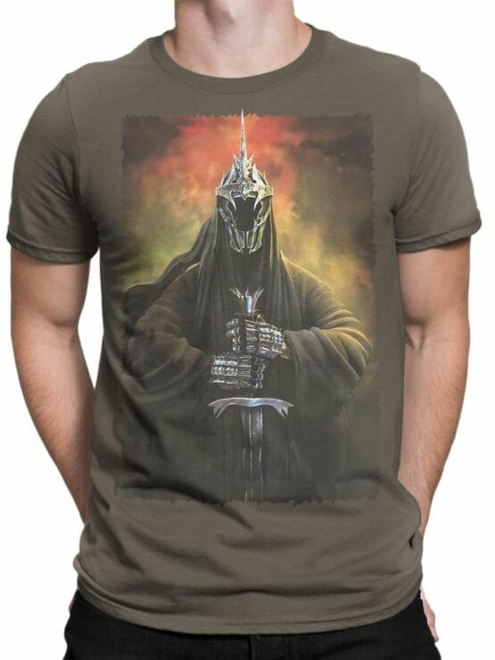 1484 The Lord of the Rings T Shirt Destiny Front Man