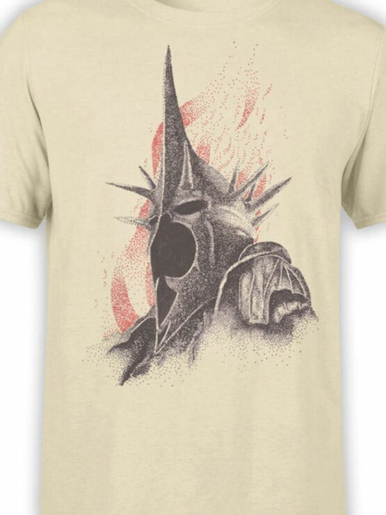 1490 The Lord of the Rings T Shirt Nazgul Front Color