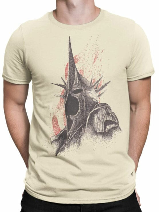 1490 The Lord of the Rings T Shirt Nazgul Front Man