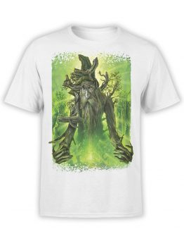 1494 The Lord of the Rings T Shirt Ent Front