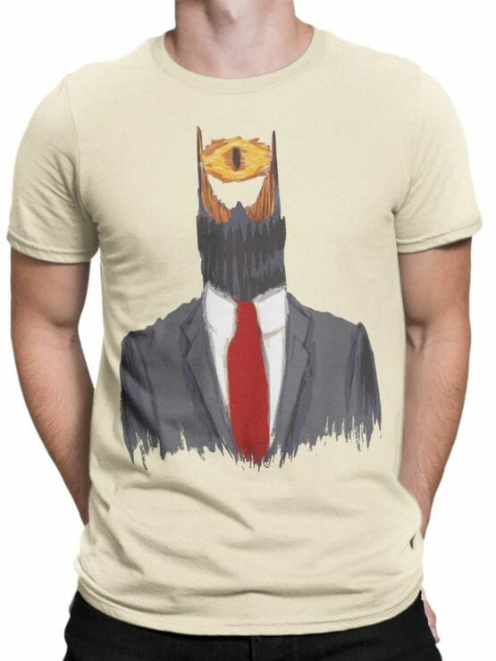 1501 The Lord of the Rings T Shirt Mr. Sauron Front Man