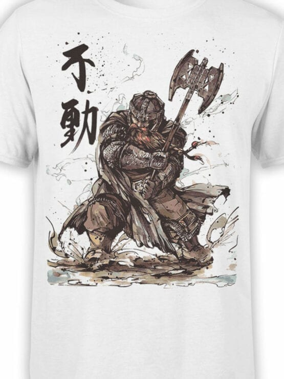 1503 The Lord of the Rings T Shirt Gimli Front Color