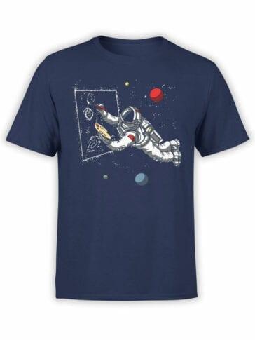 1538 NASA T Shirt Painter Front
