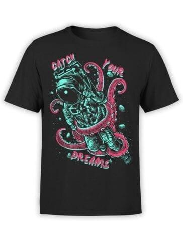 1542 NASA T Shirt Your Dreams Front