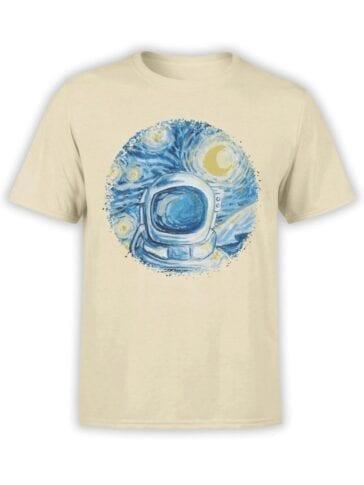 1547 NASA T Shirt Astro Gogh Front