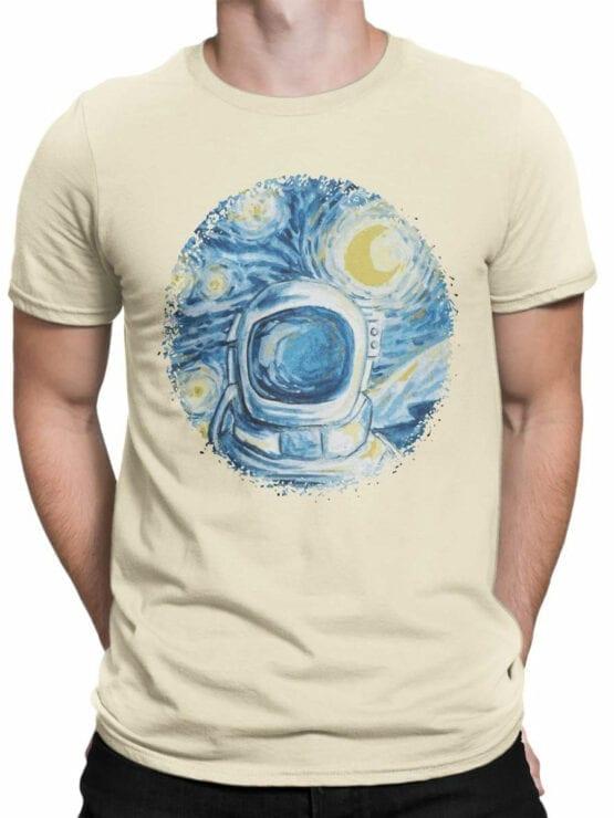 1547 NASA T Shirt Astro Gogh Front Man