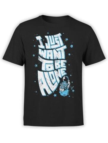 1557 NASA T Shirt Alone Front