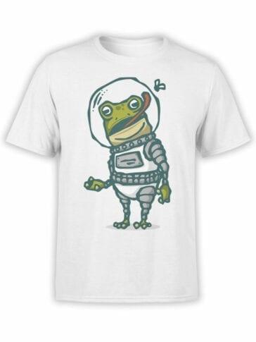 1560 NASA T Shirt Astro Fog Front