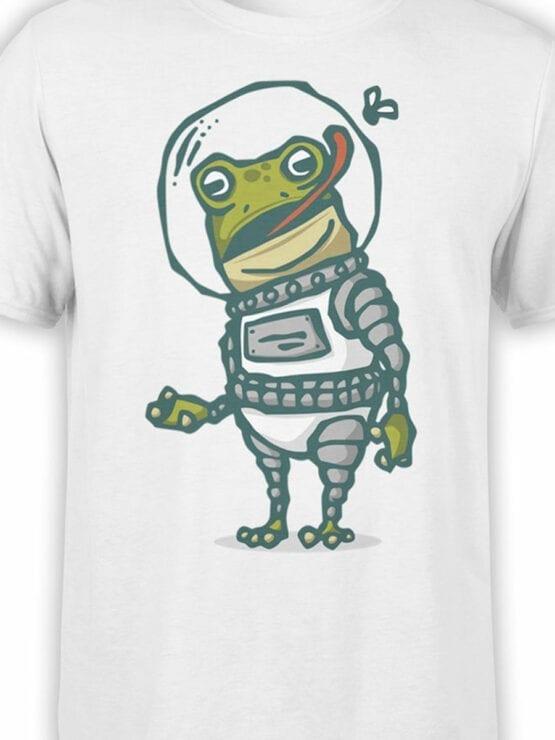 1560 NASA T Shirt Astro Fog Front Color