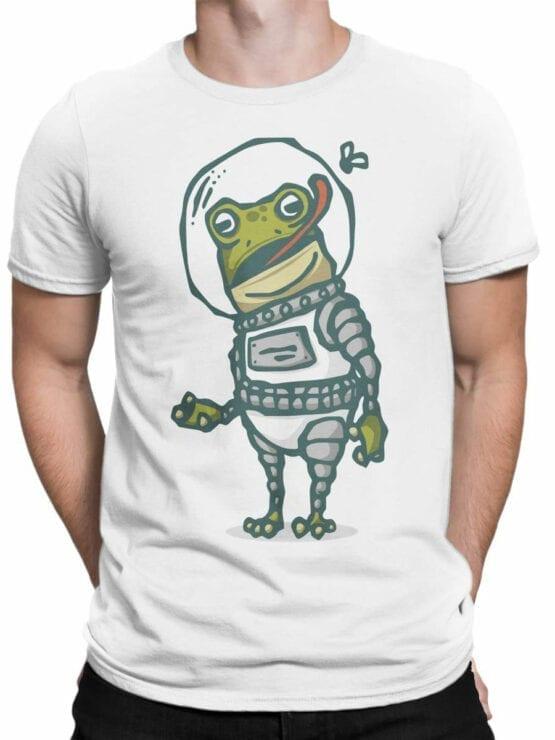 1560 NASA T Shirt Astro Fog Front Man