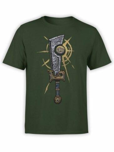1573 World of Warcraft T Shirt Ashbringer Front