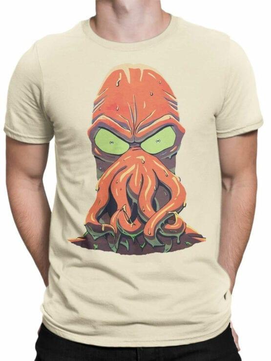 1637 Futurama T Shirt Zoidberg Rage Front Man
