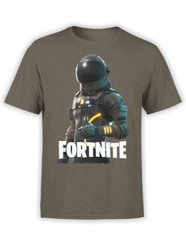 1653 Fortnite T Shirt NoName 13 Unisex Front