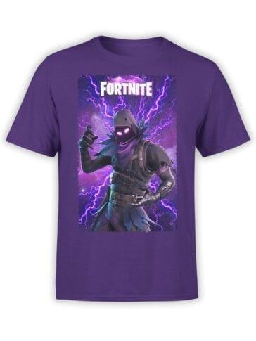 1657 Fortnite T Shirt NoName 17 Unisex Front