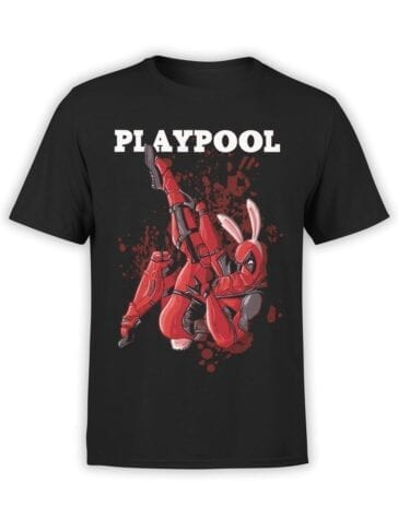 1663 Sexy Pool T Shirt Deadpool T Shirt Front