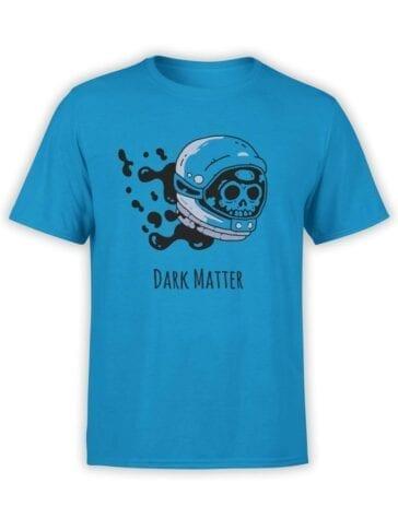 1676 Dark Matter T Shirt NASA T Shirt Front