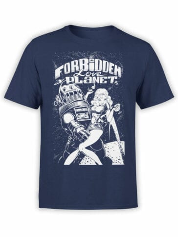 1684 Love Planet T Shirt NASA T Shirt Front