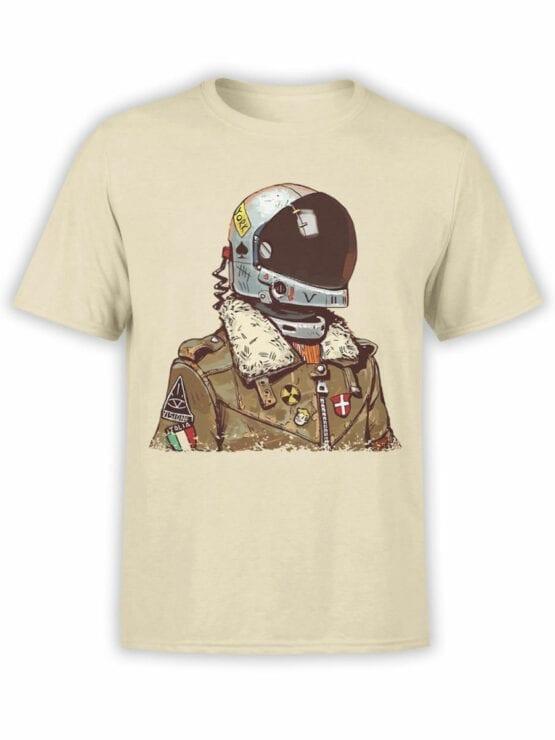 1706 Astro Tourist T Shirt Front