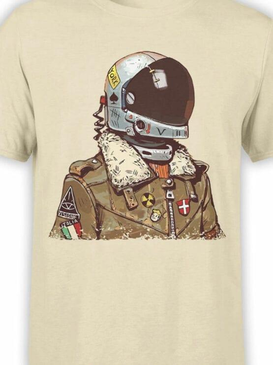 1706 Astro Tourist T Shirt Front Color