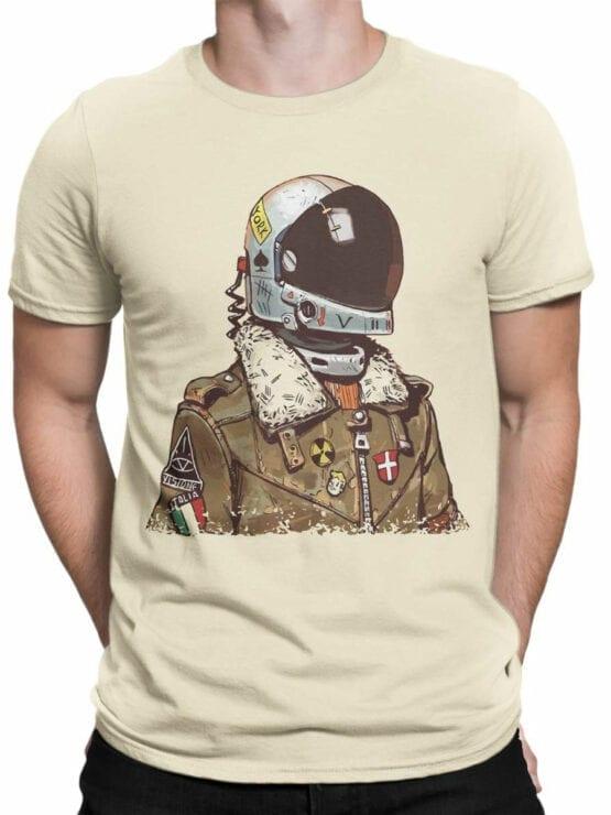 1706 Astro Tourist T Shirt Front Man