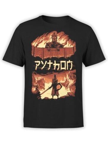 1711 Castle T Shirt Monty Python T Shirt Front