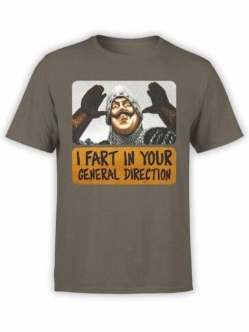 1713 Fart T Shirt Monty Python T Shirt Front
