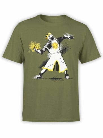 1719 Holy Hand Grenade T Shirt Monty Python T Shirt Front