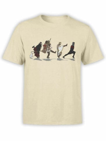 1725 Silly Walks T Shirt Monty Python T Shirt Front