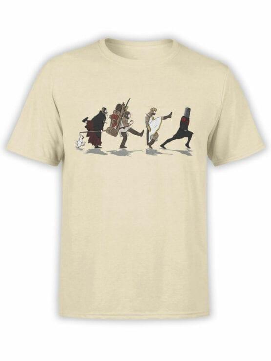 1725 Silly Walks T Shirt Monty Python T Shirt Front