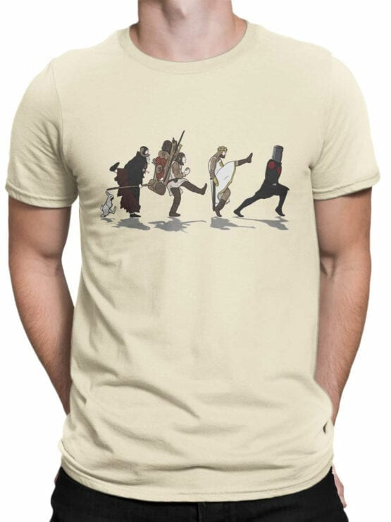 1725 Silly Walks T Shirt Monty Python T Shirt Front Man