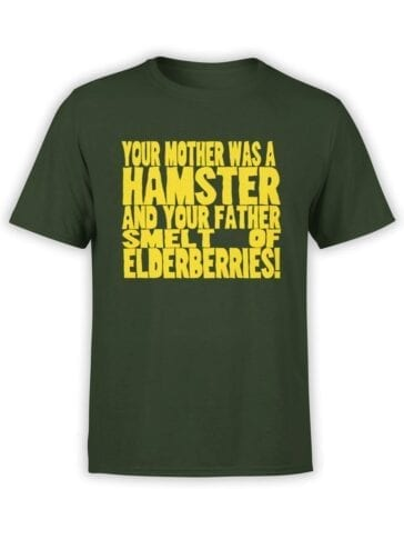 1727 Elderberries Monty Python T Shirt Front