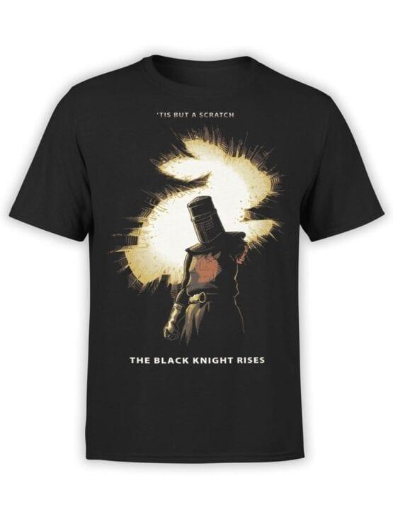 1733 But a Scratch T Shirt Monty Python T Shirt Front