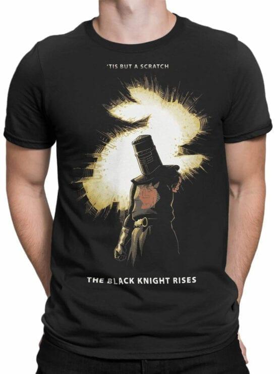 1733 But a Scratch T Shirt Monty Python T Shirt Front Man