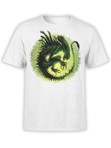 1740 Life Alien T Shirt Front