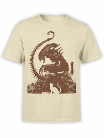 1749 Jonesy T Shirt Alien T Shirt Front