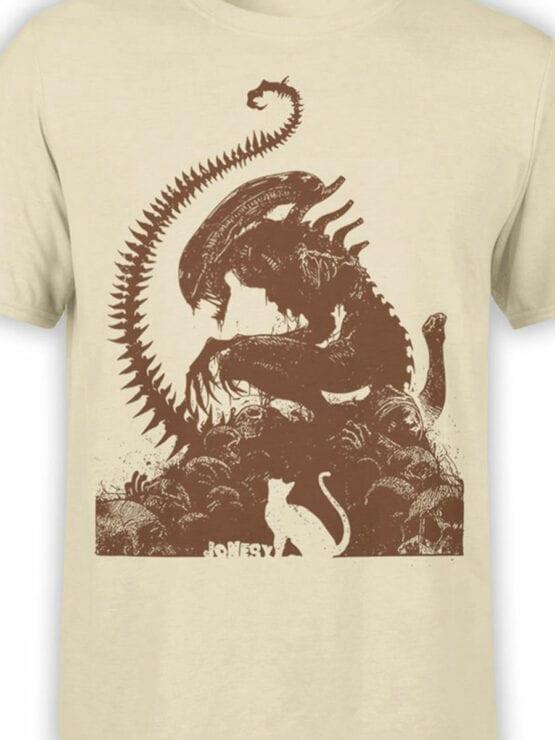 1749 Jonesy T Shirt Alien T Shirt Front Color