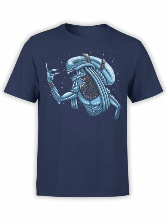 1753 The Fifth Element T Shirt Funny Alien T Shirt Front