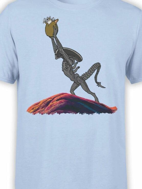 1760 King Lialien T Shirt Funny Alien T Shirt Front Color