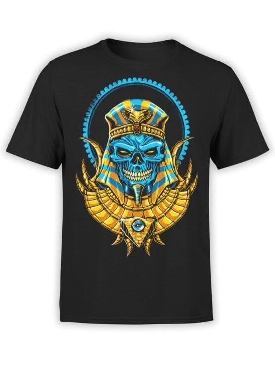 1788 Warrior Dead Pharaoh T Shirt Front