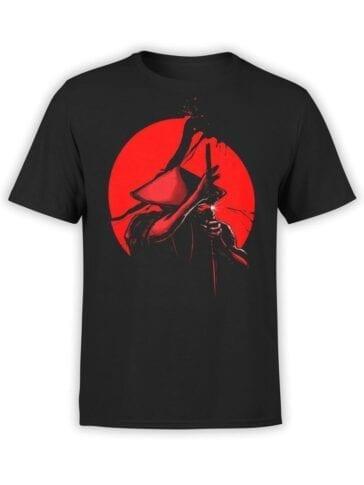 1812 Samurais Revenge T Shirt Front