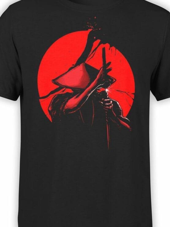 1812 Samurais Revenge T Shirt Front Color