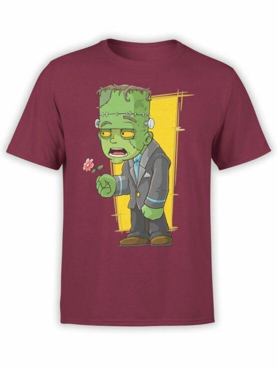 1842 Frankenstein in Love Front