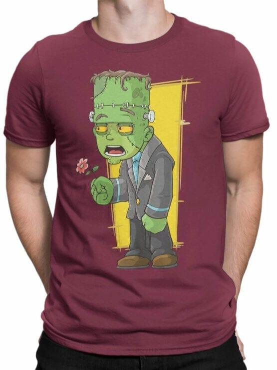 1842 Frankenstein in Love Front Man