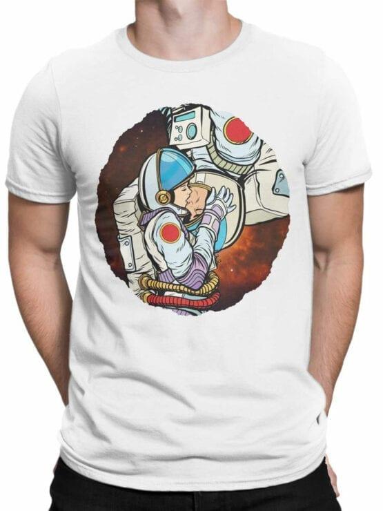 1848 AstroKiss T Shirt Front Man