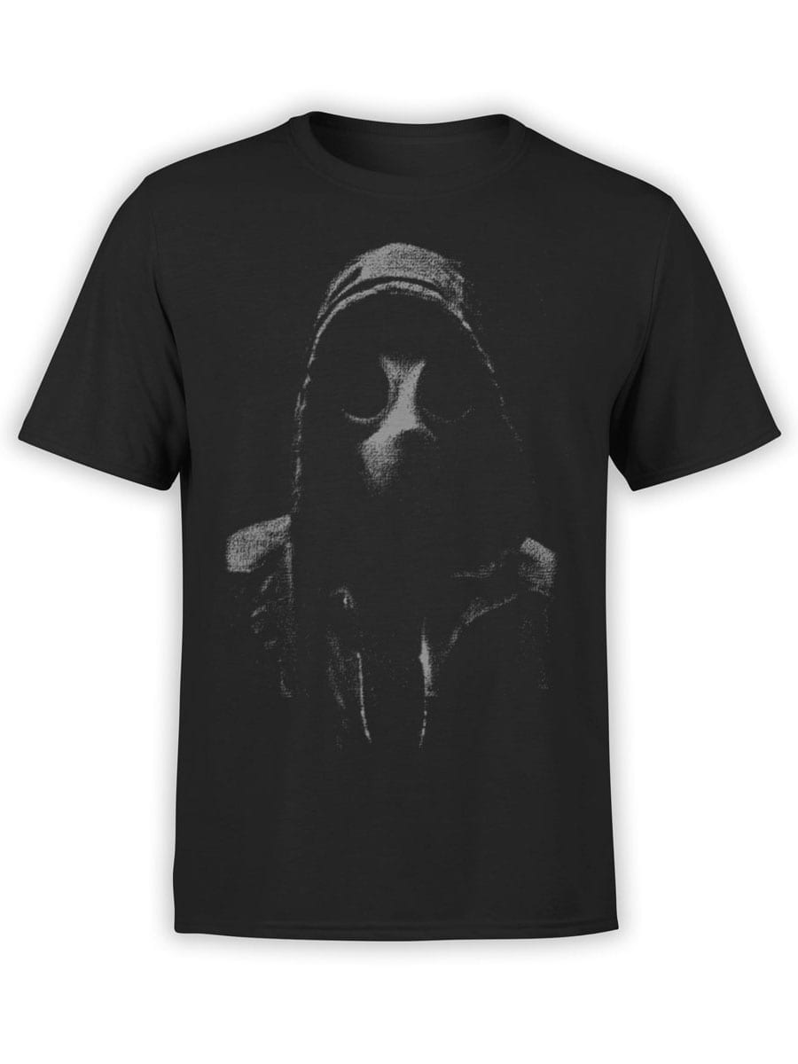 1873 Mask T Shirt Front